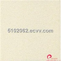 Beige Pore crystallized glass panel