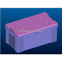 car battery mould