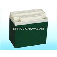 motorcycle battery case mould