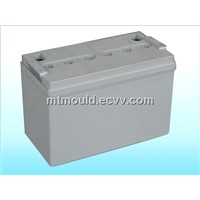 car battery shell mould