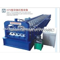 Metal Roofing Roll Forming Machine