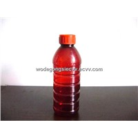 Amber PET bottle for medicine