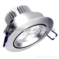 LED Ceiling 3*1W3 - Super Bright
