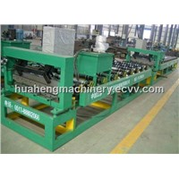 YX25-210-840A Roof Panel Roll Forming Machine
