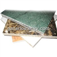 Aluminum Honeycomb Panel,Stone Series,Crush Resistance.