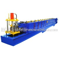 Guide Rail Panel Forming Machine