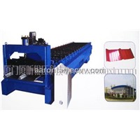 Roof/Wall Panel Forming Machine