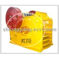 Shanghai LY PE Jaw Crusher