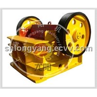 Shanghai LY Fine Jaw Crusher PEX