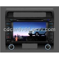 8 Inch Car DVD PLAYER with GPS for Toyota Landcruiser-b