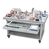 Yalong YL-235E Type Onboard Automatic Assembly Line Training Equipment