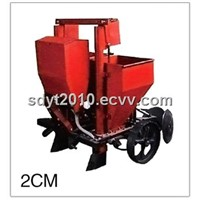 Potato Planter/Potato Seeder with Tractor Agricultural Equipmentt