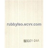 9301-24A Pvc wood veneer/engineered veneer