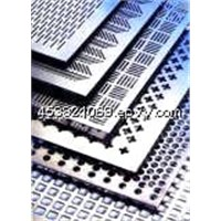 Perforated Iron Sheet