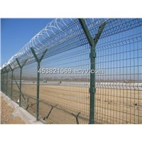 Highway Wire Mesh Fence