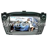 auto GPS DVD Bluetooth Radio All in One System for HYUNDAI IX35
