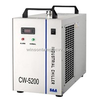 UV Lamp, RF Tube, Co2 Laser Marking Machine Industrial Chiller (CW-5200)