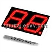0.39 Inch Dual Digit LED Seven Segment LED Display