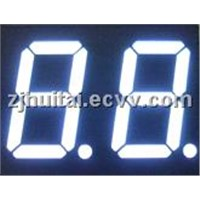 0.56 Inch Double Digit Seven Segment LED Digital Display