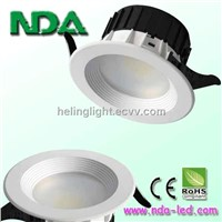 10W High power LED COB downlight