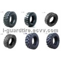 10-16.5 12-16.5 Skid Loader Tires L-201 Pattern