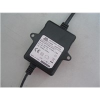 12W-15W Power Adaptor with Screws for Wall Assembly