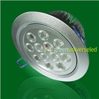 12x1Watt LED Lighting Fixtures
