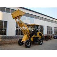 1.2 Ton Capacity Mini Wheel Loader