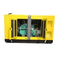 200KW Diesel Generator with Soundproof