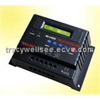 2011 New Wholesale WS-C4860 40A/50A/60A solar charge controller