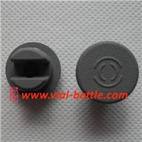 20mm Medical Injection Vial Butyl Rubber Stopper