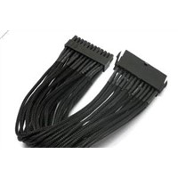 24-Pin Extension cable - Black