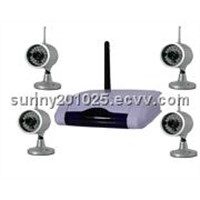 2.4G 1-4 wireless camera(SS-8022CW)