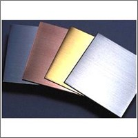 304 PVD Coated Stainless Steel Decorative Sheet