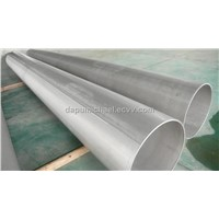 321 Welded Stainless Steel Pipe