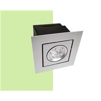 /3W6W/9 W LED Recessed Light, LED Grid Lamp