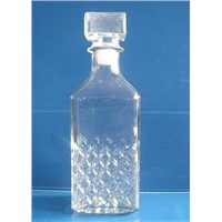 450ml glass bottle