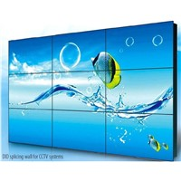46 Inch LCD Mosaic Wall with 7.3mm Super Narrow Frame