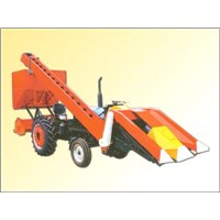 4Y-2/4YD-2 Corn maize harvester