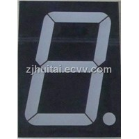4 Inch Single Digit Seven Segment LED Numeric Display