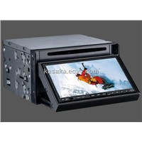 "7"" Two Din Digital panel In Dash With DVD/USB/SD/BT/FM/RADIO"