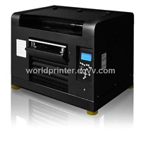 A3 Flatbed Printer     6 color