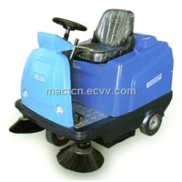 ASD -1200 Drive-on Electric Sweeping Machine