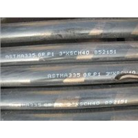 ASTM A335P1 Seamless Alloy Steel Pipe