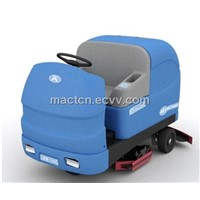 AXD- 1200 Drive-on Electric Scrubber Dryer