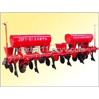 Agricultural Machines - Corn Seeder and Fertilizer