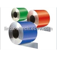 Aluminum Color Coated (Pained) Coil