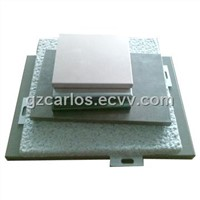 Aluminum Honeycomb Panel - Composite Aluminum Panels, Light in Wieght, Easy to Install