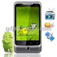 Android 2.2 WIFI GPS Capacitive screen A5000+