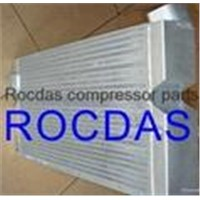 ROCDAS heat exchanger for air compressor1614935800